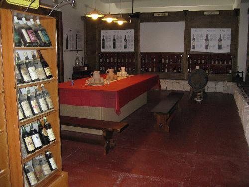 Museo del vino di Alberobello