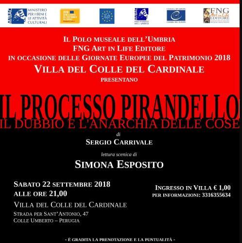 Processo a Pirandello