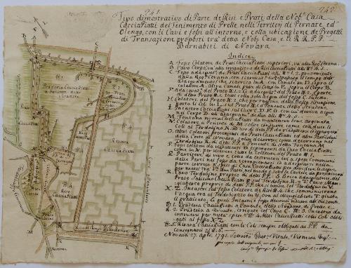 Novara e il suo territorio nei secc. XIV-XIX. Disegni e Documenti