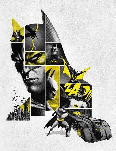 """""""Buon compleanno Batman!"""""""