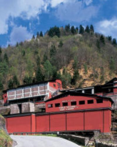 Miniera S. Aloisio - Tassara