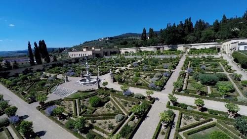 """""""Le meraviglie del giardino"""" Visite guidate gratuite nel Cinquecentenario di Cosimo I de' Medici"""