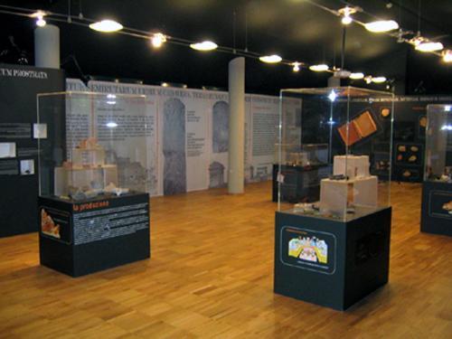 """Mostra permanente - """"Il museo della Città romana di Claterna"""""""