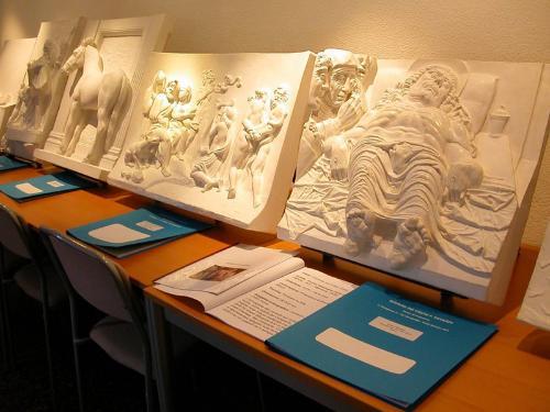 Museo tattile di pittura antica e moderna Anteros