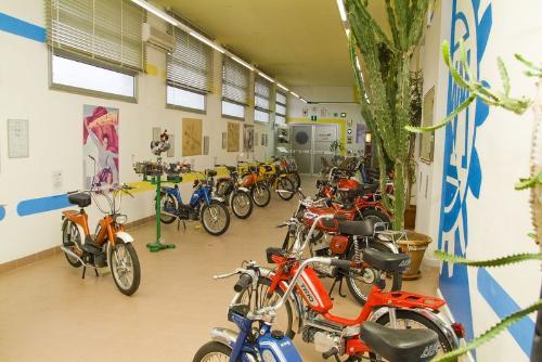 Museo delle moto e dei ciclomotori DEMM