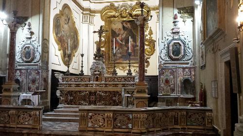 """La Chiesa Civica della Santissima Annunziata è """"Aperti per Voi"""""""