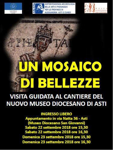 UN MOSAICO DI BELLEZZE - VISITA GUIDATA AL NUOVO MUSEO DIOCESANO DI ASTI