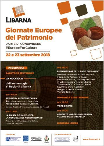 A Libarna archeologia della nocciola e musica per le Giornate Europee del Patrimonio 2018