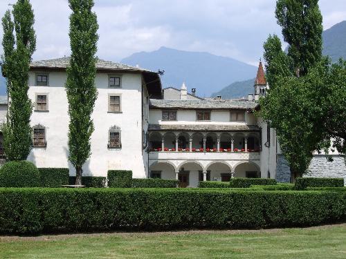 Museo civico Visconti Venosta