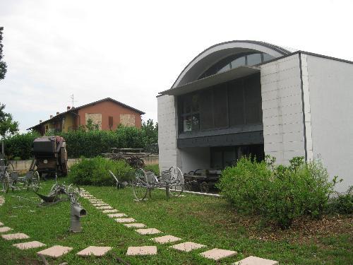 Museo del territorio. La fabbrica sul viale