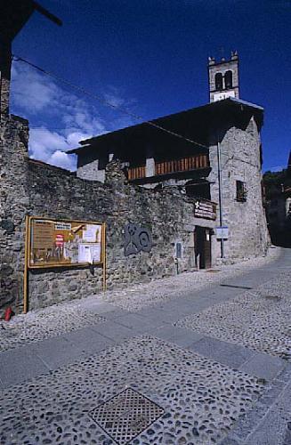 Museo didattico della riserva - Riserva naturale incisioni rupestri di Ceto, Cimbergo e Paspardo