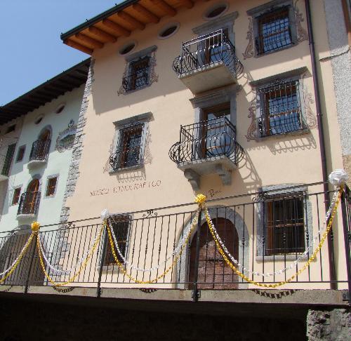 Museo etnografico di Oneta