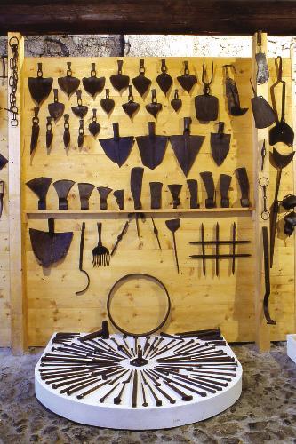 Museo etnografico Ossimo ieri dell'altopiano del Sole - Valle Camonica