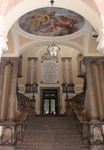 Museo Civico Ala Ponzone - Pinacoteca museo stradivariano