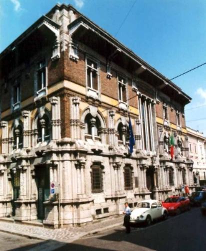 Galleria arte e arti della Camera di commercio di Mantova