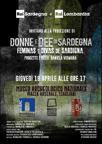 Donne e dee di Sardegna. Féminas e divas de Sardinia