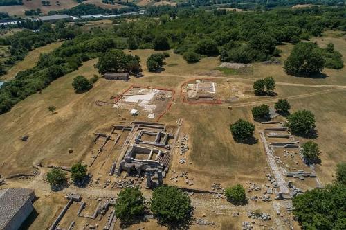 Visita guidata agli scavi 2019