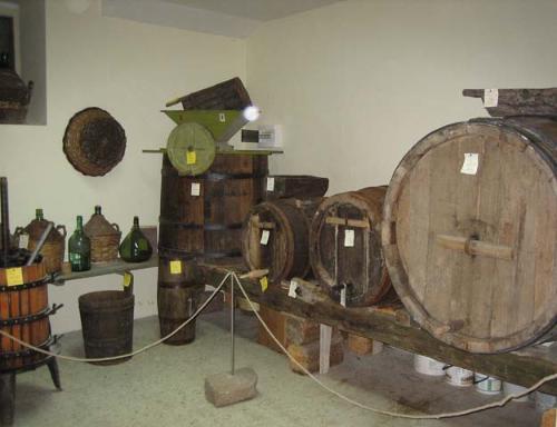 Museo della civiltà rurale di Vaglio Basilicata