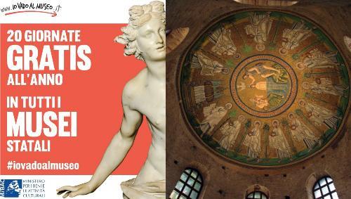 #iovadoalmuseo | Per Sant'Apollinare ingresso gratuito al Battistero