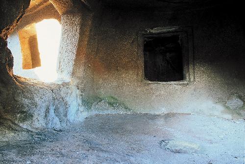 Parco archeologico di Suni