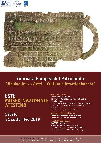 Lamine iscritte di Este: il restauro e lo studio