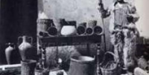 """Museo regionale delle tradizioni Silvo-Pastorali """"G. Cocchiarà"""""""