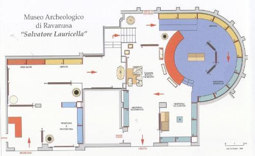"Museo archeologico  ""Salvatore Lauricella"""