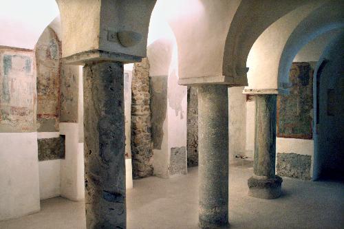 Arte e Architettura medievale in Santa Maria de Lama