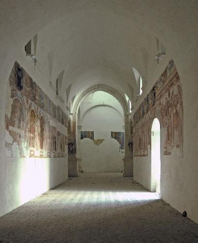 Storie di Santi e di artigiani. Gli affreschi della Chiesa del Cristo Flagellato