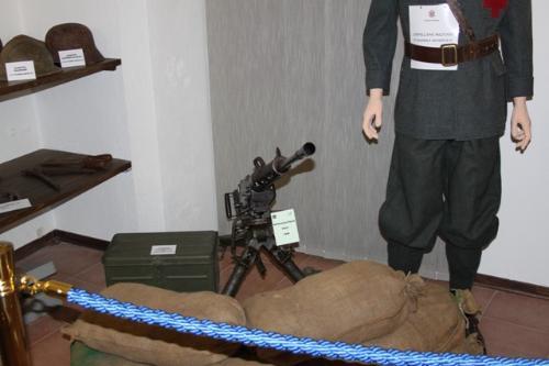 Museo del combattente di Piovà Massaia