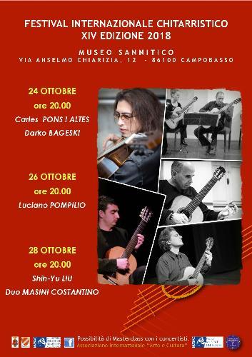 Festival Internazionale Chitarristico di Campobasso
