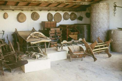 Museo della civiltà contadina in Val Vibrata