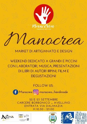 Manocrea: market di artigianato e design