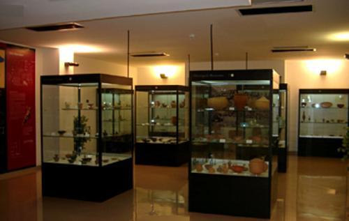 """Museo archeologico comunale """"Giovanni Patroni"""""""