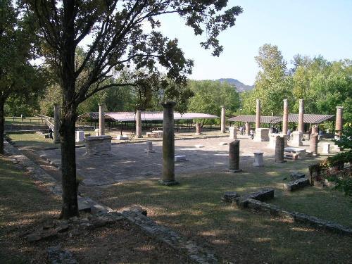 Area archeologica e Antiquarium di Veleia