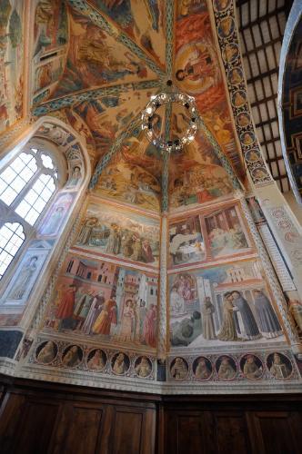 Chiesa e Convento di S. Francesco di Montefalco