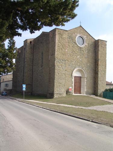 Chiesa di San Bevignate