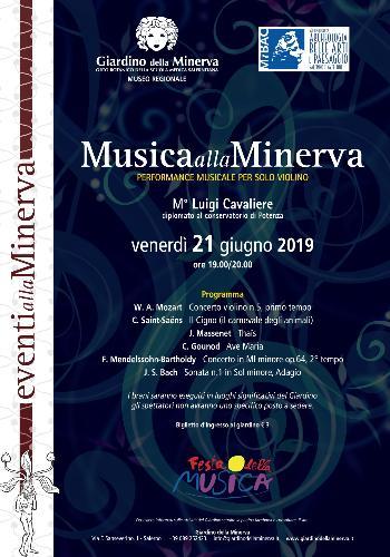 Musica alla Minerva