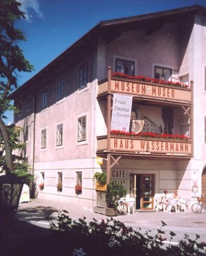 Museo del turismo dell'alta Pusteria (Fremdenverkehrsmuseum hochpustertal Haus Wassermann)