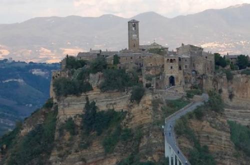 Museo geologico delle frane di Civita di Bagnoregio