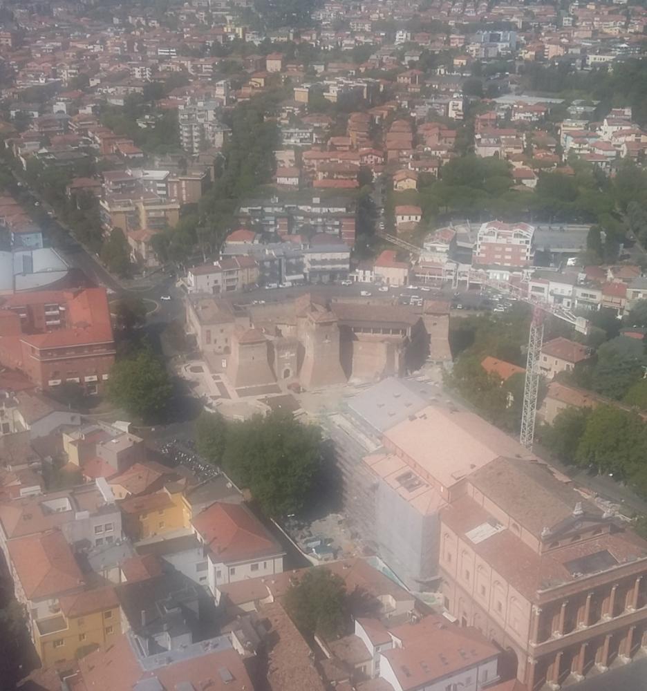 CASTEL SISMOMDO TRA NATURA E CULTURA. La storia della Rocca nei secoli, la tutela monumetale, le ricerche archeologiche e il progetto di riqualificazione