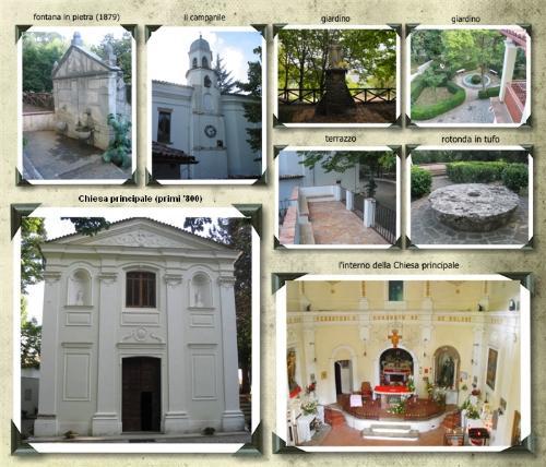 Complesso monumentale Santuario delle Cappelle