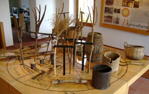 Museo storico-etnografico Sa domu de is ainas