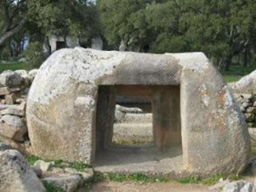 Parco archeologico di Pranu Mutteddu
