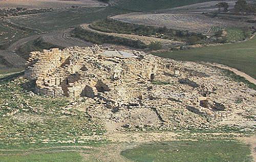 """Area archeologica """"Su Mulinu"""""""