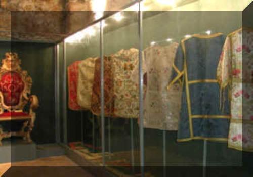 Museo d'arte sacra di Naso (Italia)