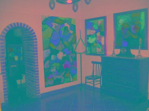"""Casa museo di arte contemporanea """"Antonio Cannata"""""""