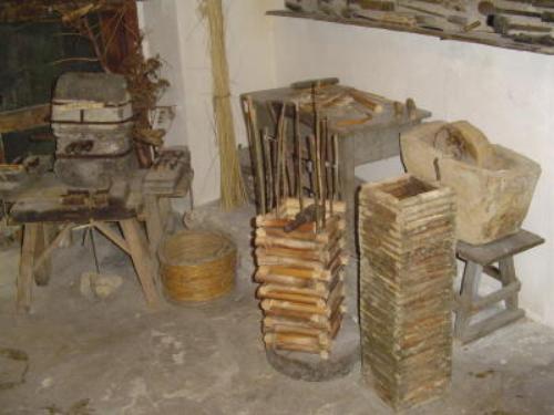 """Museo dell'apicoltura """"A Casa do Fascitraru"""""""