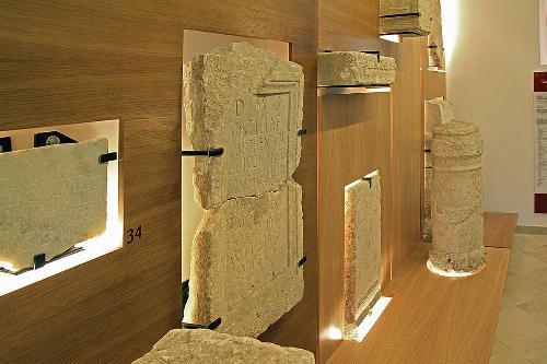 L'aia dei musei - Le parole della pietra (Museo lapidario marsicano)