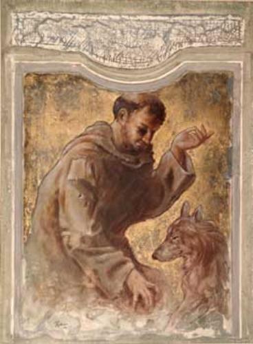 "Pinacoteca internazionale d'arte francescana contemporanea ""In nome di Francesco"""